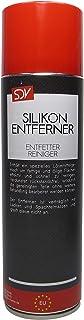 SDV Chemie Silikonentferner Spray 6X 500ml für Autolack Lackierer Siliconentferner Cleaner Entfetter
