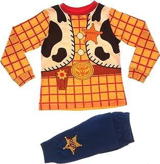 Toy Story Woody Dress Up Pajamas