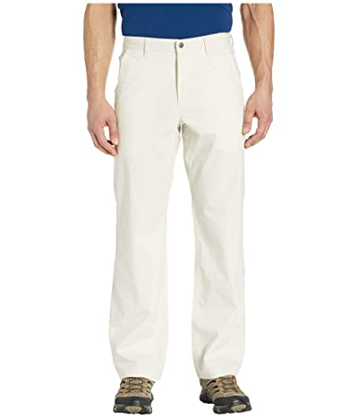 Mountain Khakis Stretch Poplin Pants Relaxed Fit (Oatmeal) Men