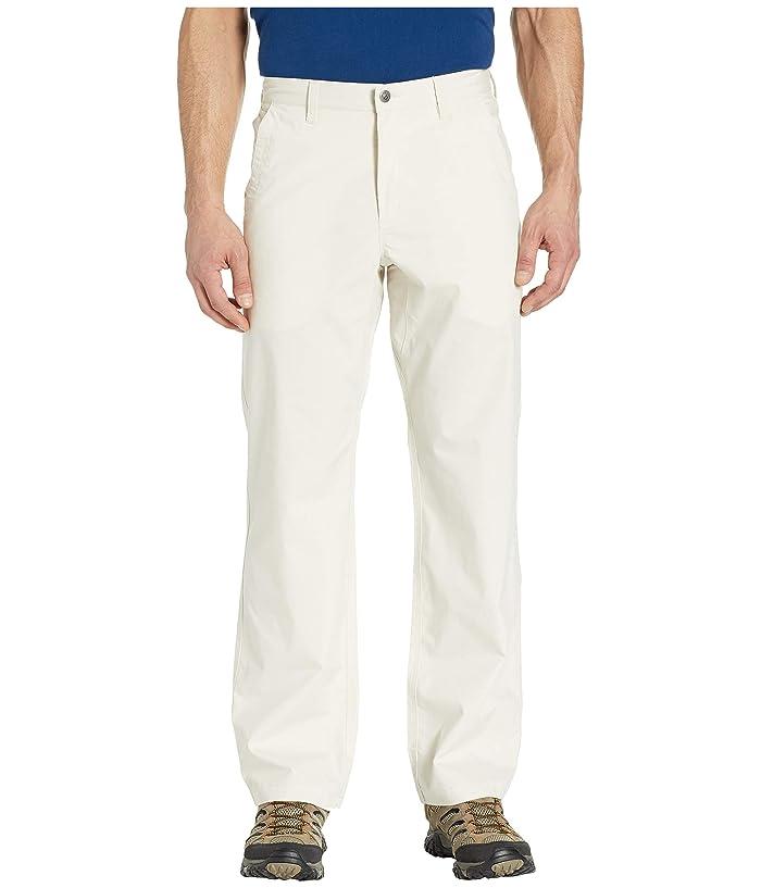 Mountain Khakis Stretch Poplin Pants Relaxed Fit (Oatmeal) Men