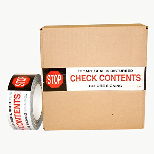 """BRANDED PACKAGING TAPE 2 Free Shipping! 2/"""" x 75 YARD ROLLS BRAND NEW"""