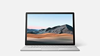 Microsoft Surface Book 3, Intel Core i7-1065G7, 13.5 inch, 32GB RAM, 1TB SSD, NVIDIA GeForce GTX 1650 with Max-Q Design 4G...
