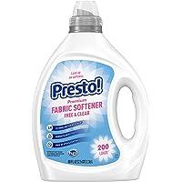 Deals on Presto Concentrated Fabric Softener 80 Fl Oz