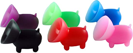 Killer Concepts 6 Pack - The Original Piggy Cell Phone Stand/Phone Grip/Cell Phone Accessory