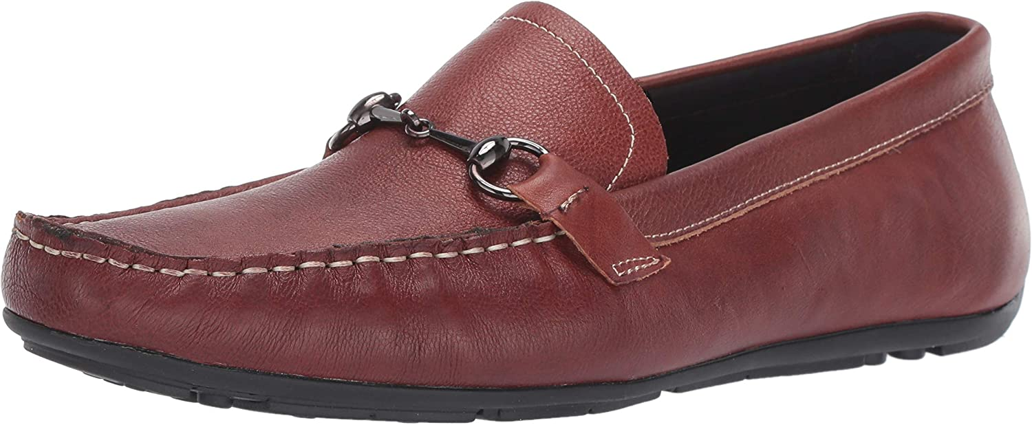 Bacco Bucci Mens Cayes Driving Style Loafer