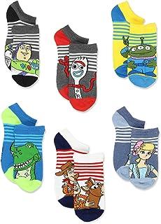 Disney Toy Story 4 Toddler Teen Boy's Girl's Adult Multi pack Sock Set