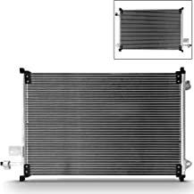 For NEW 7-3362 Aluminum A/C AC Condenser Replacement For 2005-2009 Ford Mustang 4.0L 4.6L 5.4L V6 V8