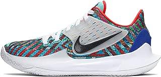 Men's Kyrie Low 2 Basketball Shoes (11, Light Aqua/Black/White)