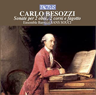 Besozzi: Sonate per 2 Oboi, 2 Corni e Fagotto