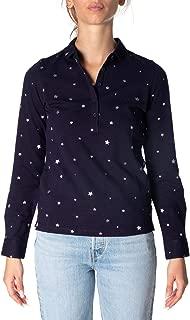 SUN 68 Luxury Fashion Womens A2920407 Blue Polo Shirt   Fall Winter 19