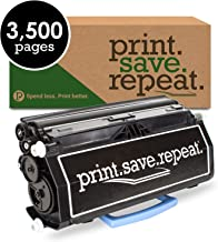 Print.Save.Repeat. Lexmark E260A21A Remanufactured Toner Cartridge for E260, E360, E460, E462 [3,500 Pages]
