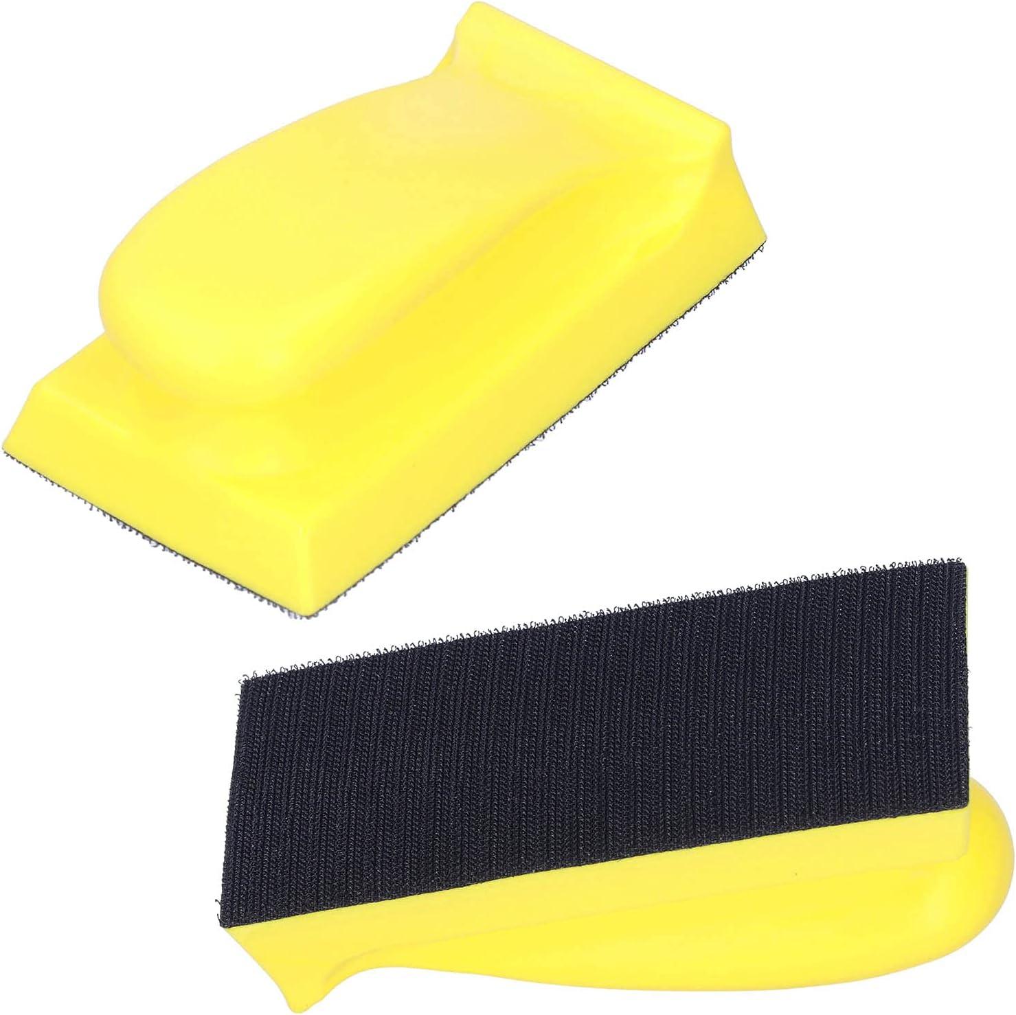 Sanding Block Rectangular 135 x Foam Hand PU SEAL limited product 55% OFF 70mm