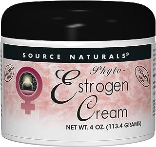 Source Naturals Phyto-Estrogen Cream, Paraben-Free - 4 oz Cream