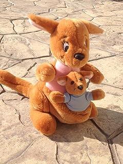 Kanga and Roo Plush