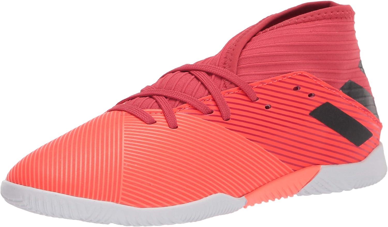adidas Unisex-Child Nemeziz 19.3 Indoor 市場 専門店 Shoe Soccer