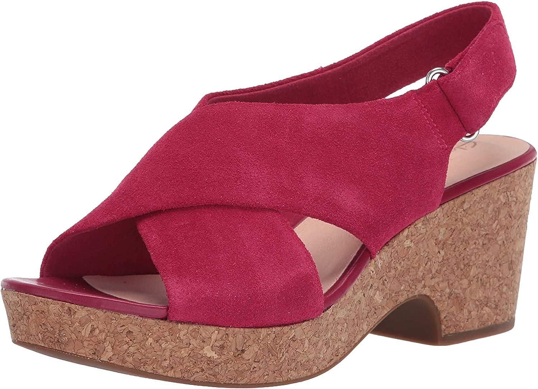 Clarks Women's Maritsa Lara Detroit Mall Wedge Sandal All items free shipping