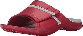 Crocs Womens Unisex-Adult - Modi Sport Slide red Size: