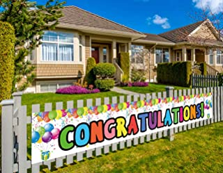Best congratulations banner for graduation Reviews