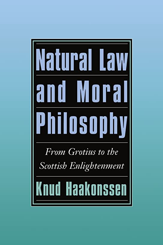 すり死傷者ズームNatural Law and Moral Philosophy: From Grotius to the Scottish Enlightenment