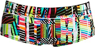 Funky Trunks Interference Boys Swimming Trunks