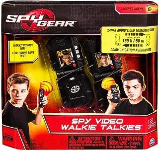 video walkie talkie for kids