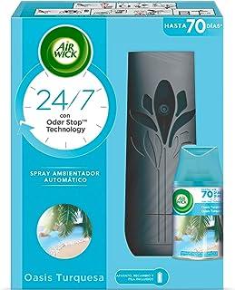 Air-Wick aromaterapiljus, flerfärgad, 15,2 x 8,9 x 20,6 cm