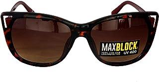 750624ef69 Foster Grant FG12 Gafas De Sol De Estilo Gato De Las Mujeres Red Tortoise  Shell Marco