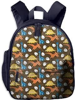 Pinta Dinosaur Cub Cool School Book Bag Backpacks for Girl's Boy's