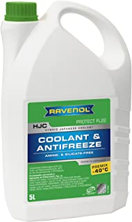 Ravenol J4D2092-1 HJC FL22 Coolant Antifreeze Premix (Hybrid Japanese Coolant) (5 Liter)