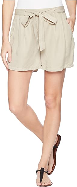 Bianca Self Belt Shorts