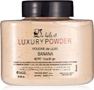 De Bela 18 Banana Face Powder - 1.5 oz, 02