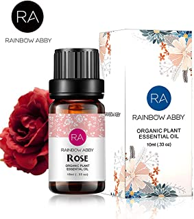 Rose - 100% Pure, Best Therapeutic Grade Essential Oil - 10 ml