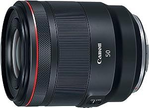 Canon RF 50mm f/1.2L USM Lens, Black (2959C002)