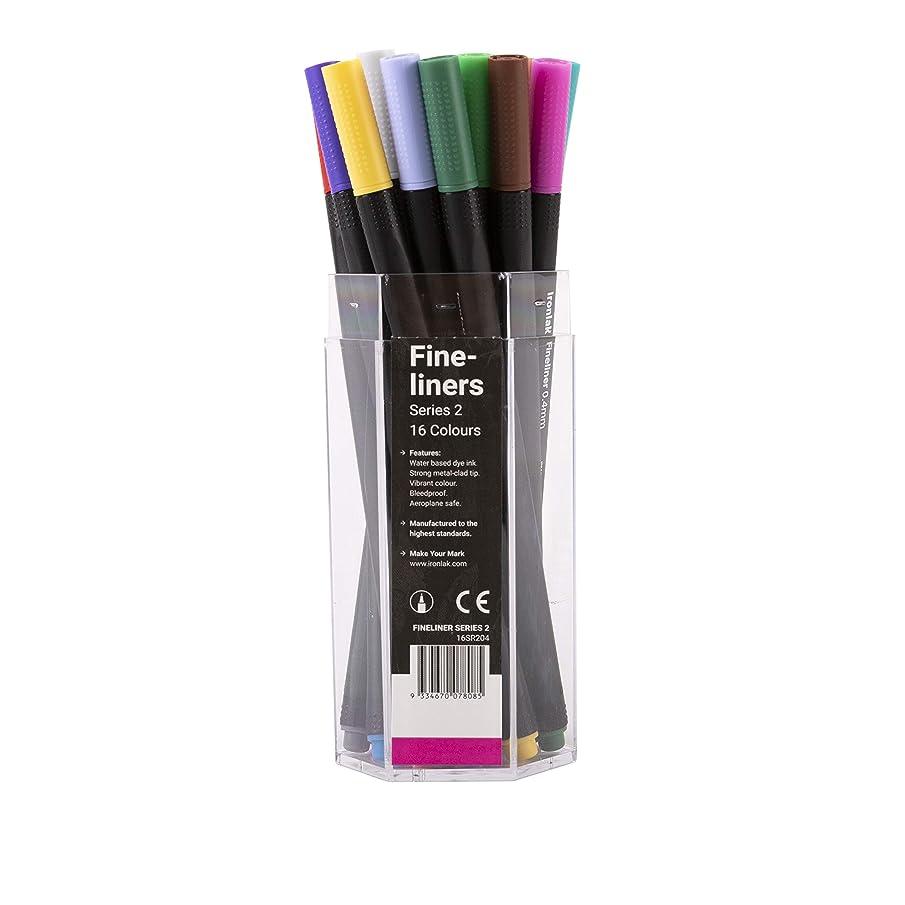Ironlak SR2FL04 0.4 mm Fineliner