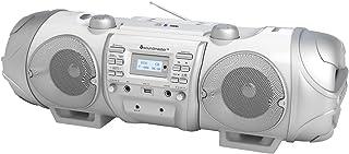 Soundmaster SCD 8000AN Radio Recorder CD Player, MP3Playback