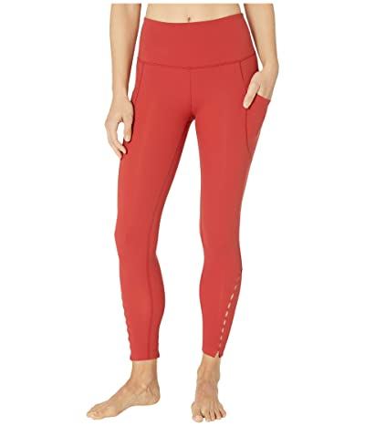 FP Movement Stay Cool Leggings (Red) Women