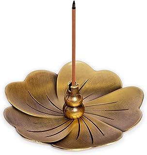 MODY Incense Burner or Incense Stick Holder with ash Catcher, Incense Holder, for All Kind of Incense Sticks Cone Incense ...