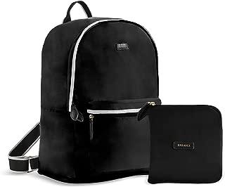 Fold-Up Backpack (Derby Black)