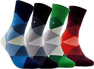 Bamboo Socks   Soft, Seamless Toe Dress Calsetines Socks for Men & Women