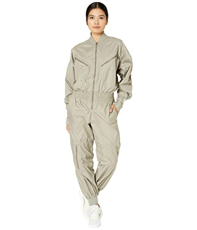 adidas by Stella McCartney Tech Coverall Jumpsuit FK8861 (Tech Chrome) Women