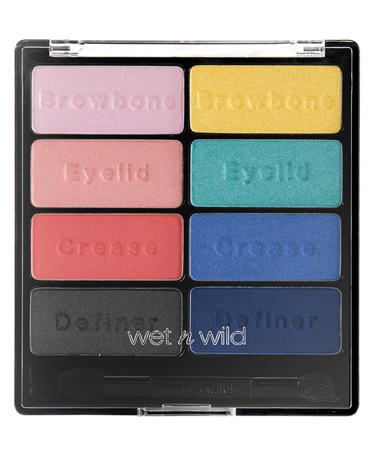 カートリッジより良い落ち込んでいるWET N WILD Color Icon Eyeshadow Collection - Poster Child