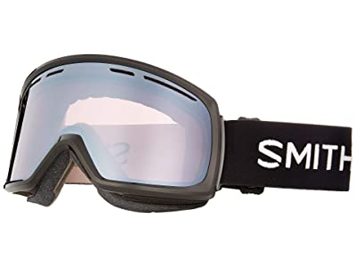Smith Optics Range Goggle (Black/Ignitor Mirror/Extra Lens Not Included) Snow Goggles