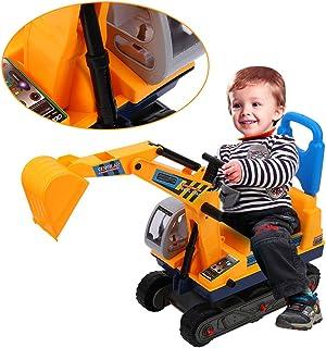 Toyrific Ride-on Scavatrice