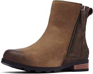 Sorel - Women's Emelie Zip Waterproof Ankle Bootie