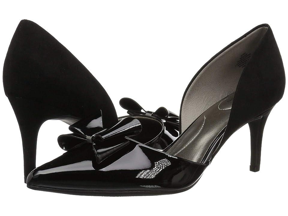 Bandolino Gage Heel (Black) High Heels