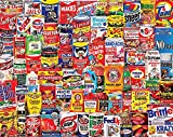 White Mountain Wacky Packages - 1000Piece Jigsaw Puzzle
