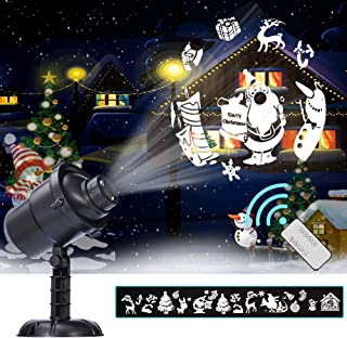 disney haunted holiday led projection spotlight
