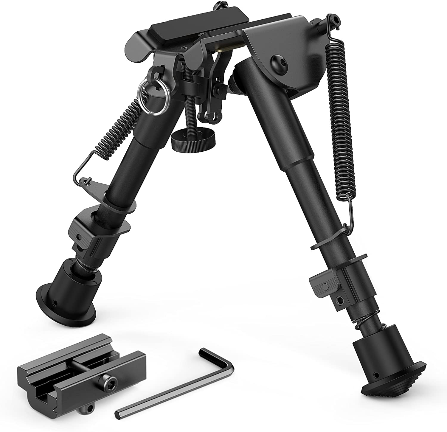 XAegis Large special price !! 2 in specialty shop 1 Bipod 6 Rifle Adjustable to Inch with 9