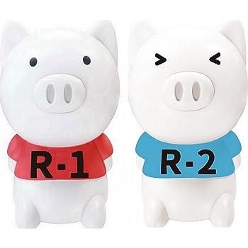 タイソウブーブーR1 & R2 (ラジオ体操第一 & 第二)【2個セット】 電池付