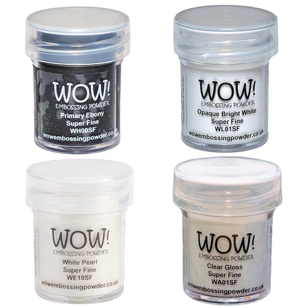 Wow Embossing Powder Super Bundle